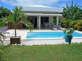 villas neuves de standing tout confort