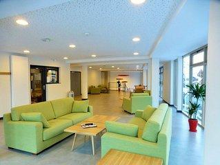 Wifi, à 250m des remontées, 5ème étage, balcon, parking, télévision, 30m², Bride