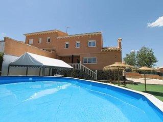 Ferienhaus Seseña Nuevo für 1 - 14 Personen mit 4 Schlafzimmern - Bauernhaus