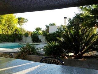 Colombet Stay's - Villa avec piscine Lattes