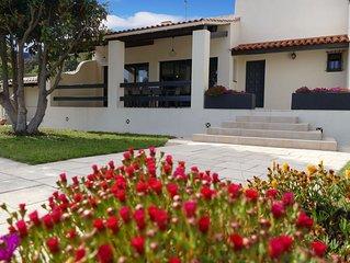 Villa familiale avec piscine située au calme, 10 personnes, La Cadière d'Azur