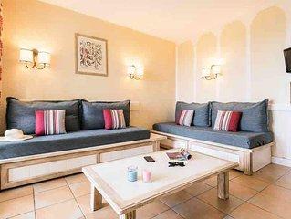 Résidence Pierre & Vacances Le Domaine de Bordaberry - Appartement 2/3 pièces 6/