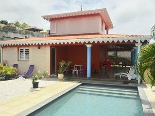 Vacances O Soleil - Villa Ceour Creole