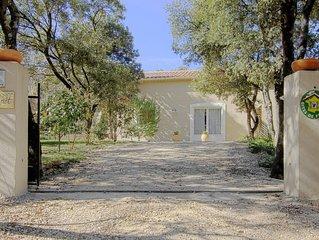 Gîte en Provence classé 3 épis