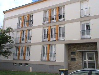 Appartement T3 Chaleureux et lumineux