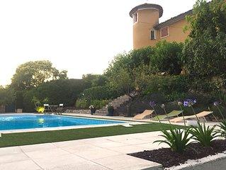 Bastide provençale authentique avec piscine, Draguignan Var - Location privative