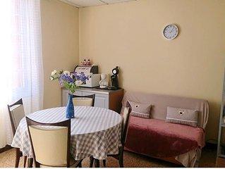 Appartement d'une chambre a Arles-sur-Tech