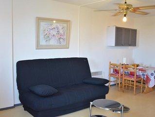 Appartement Fleury-Saint-Pierre-la-Mer, 2 pieces, 4 personnes
