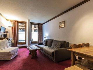 Residence Alpina Lodge - Studio  3 Personnes