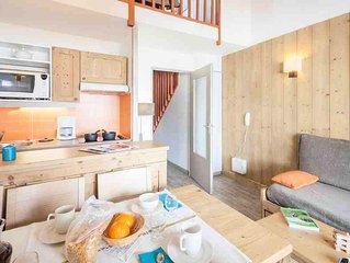 Residence Pierre & Vacances Les Chalets de Solaise - Appartement 2 Pieces 5/7 Pe