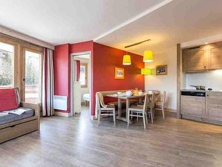 Residence Pierre & Vacances Le Christiana**** - Appartement 3 Pieces 6/7 Personn