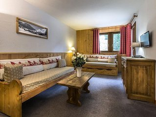 Residence Alpina Lodge - Appartement 2 Pieces - 6 personnes