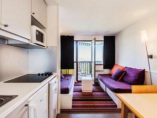 Residence Quartier Falaise - Maeva Particuliers - Studio 4 Personnes Selection