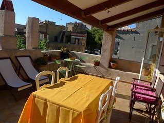 Superbe maison avec terrasse and Wifi
