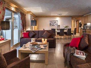 Wifi, remise en forme, piscine, balcon, télévision, casier à ski, 65-75m², Châte