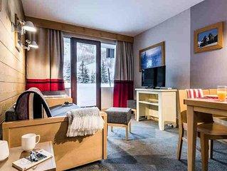 Residence Pierre & Vacances Les Balcons de Bellevarde**** - Appartement 2 pieces