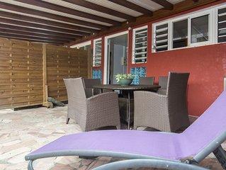 Joli apt avec terrasse and Wifi