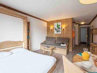Residence Pierre & Vacances Les Chalets de Solaise - Studio 2/3 Personnes Standa