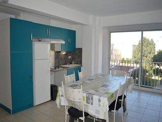 Appartement Saint-Cyprien (Pyrénées-Orientales), 3 pièces, 7 personnes