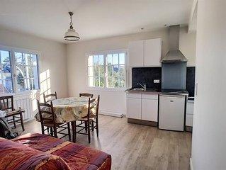 Appartement Jullouville, 2 pieces, 2 personnes