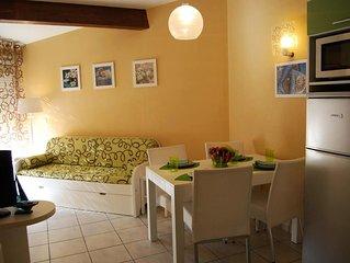 Résidence Lagrange Vacances Grand Bleu Les Jardins de Neptune*** - Villa 3 Pièce