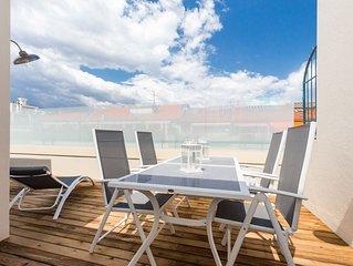 Superb penthouse in the city center - Appartement pour 4 personnes à Nice