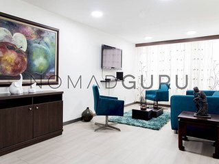 Park 93 Modern & Cozy Flat by NOMAD GURU