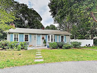 New Listing! Beautifully Remodeled Home w/ Sunroom, Walk to Secluded Pond