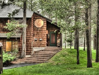 58 Wildflower: 2 BR / 2.5 BA condo in Sunriver, Sleeps 6