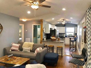 Kid, business, and pet friendly near downtown Greenville!