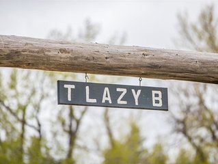 Ennis - T-Lazy-B Ranch