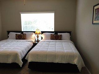 Garden View 2 Bedroom / 2 Bath Condo in the Medical Center**