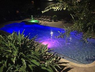 Pool View 2 Bedroom/2 Bath Condo in Houston's Medical Center