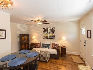 2 Bedroom luxury duplex just minutes from Downtown! Free parking & Trolley