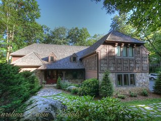 Upscale Home with Pool Table, Theater Room, Close to Grandfather and Sugar Mtn,