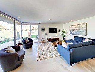 Bermuda Fairway Villa, All-suite 2BR w/ Golf, Clubhouse Dining, Pool & Spa!