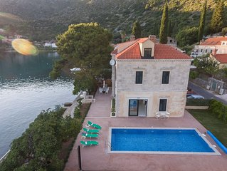 Fully equipped villa in a great location- just a step away from Adriatic Sea