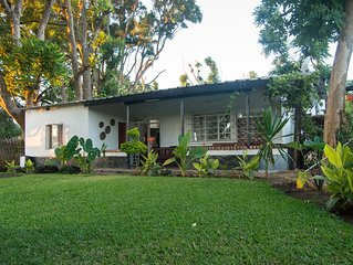 Country side apartment, offering a beautiful  serene environment.