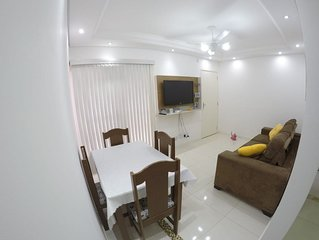 Lindo Apartamento em Jaguariuna ha 10 minutos de Holambra
