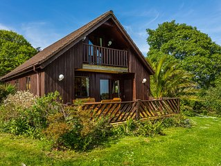 E47 - Capstan Lodge, Situated in Portscatho, Cornwall