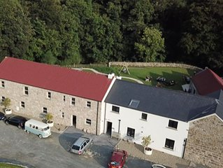 The Byre. suitable for guests with limited mobility.