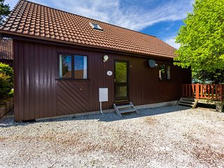 E43 - Hyperion Lodge, Situated in Portscatho, Cornwall