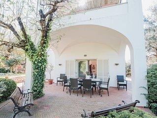 Panoramic Villa with Garden near Blue Grotto - Anacapri