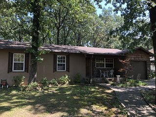 Newly Listed Home in Central Fayetteville