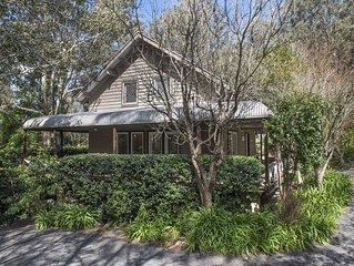 Beluca Cottage, Kangaroo Valley