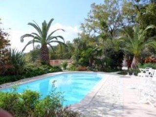 Saona Villas : Villa avec climatisation, wifi et piscine privée (GT MARTOU)