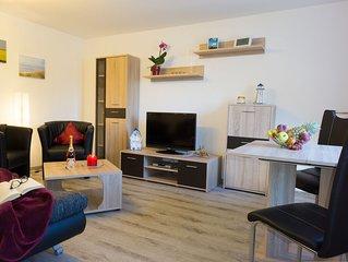 komfortable Ferienwohnung in Pruchten, Ostsee-Zingst/Darss 2-3 Pers., ruhige Lage