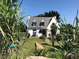 Charmante Maison au Cap d'Erquy - vue mer - à peu pas des plages sauvages