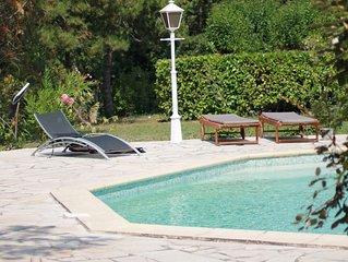 Villa confortable, calme et conviviale tout près d'Aix-en-Provence et Lubéron !