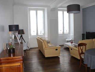 Appartement 100m2 au cœur du centre historique de Vannes